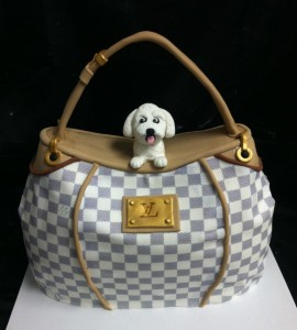 Purse and Puppy